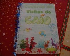 Caderno Assinatura Nascimento