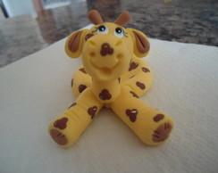 Porta doce - Girafa