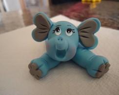 Porta doce - Elefante