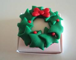 Mini cupcake Natal