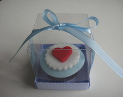 Cupcake cora��o