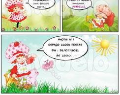 Convite Gibi Moranguinho
