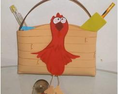 Lembrancinha da galinha pintadinha