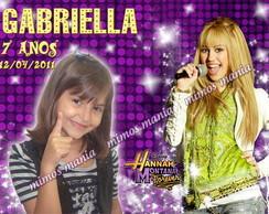 �m�s de geladeira Hannah Montana