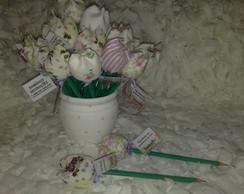 Lembrancinha Tulipa Perfumada