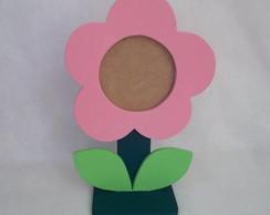 Porta retrato flor