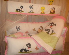 KIT DE BER�O LOONEY TUNES BABY