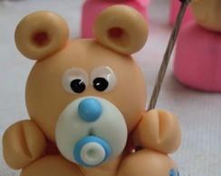 Lembrancinha  de nascimento - Ursinho!!!