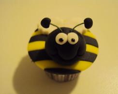 Mini cupcake pasta americana, abelha