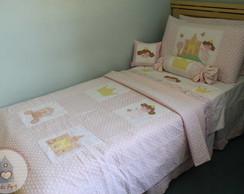 Kit para cama de solteiro ou Bab�