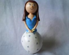 Boneca de Caba�a VENDIDA