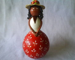 "Boneca de Caba�a "" VENDIDA"""