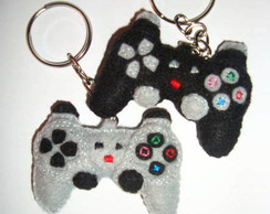 Chaveiro Controle Playstation