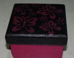 0055 - Caixa Lembrancinha Borboletas