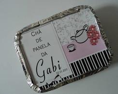 Mini marmitinha - CH� DE PANELA