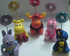 Porta recado - Backyardigans!!