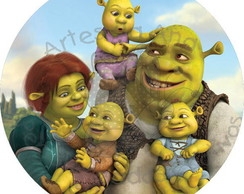 R�tulo Shrek