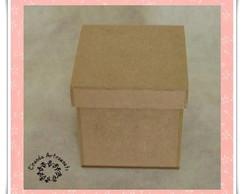 Caixa de MDF 8x8x8