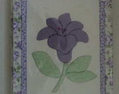 Caderno Flor