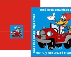 Convite Pica-pau