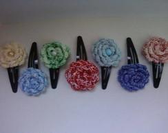 Tic-Tac Flor de Croch�
