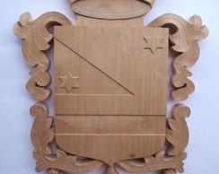 bras�o da fam�lia Del Manto