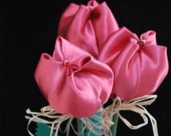 tulipas de cetim
