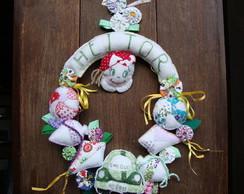 Guirlanda - brinquedos infantis masculi
