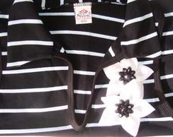 Camisetas com flores