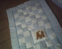 Edredon infantil Elefantinho