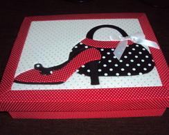 Caixa Sapato e Bolsa