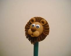 Lembran�a safari - ponteiras le�o