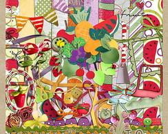 Tutti-frutti by Ju Oliveira