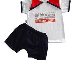 Conjunto Zip Zap Academy