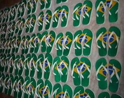 HAVAIANAS BANDEIRA DO BRASIL