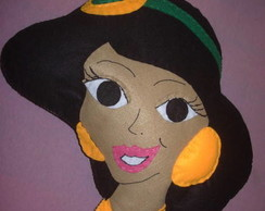 Almofada Personagem Jasmine