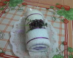Rocambole de uva