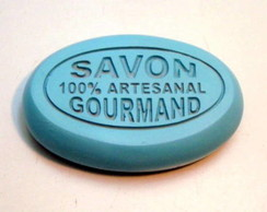 Molde de silicone Savon 100% Artesanal