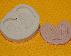 Molde de Silicone - Bolacha (biscoito)