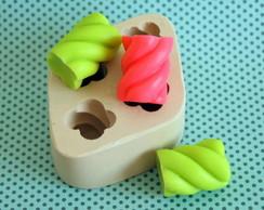Molde de Silicone - Marshmallow