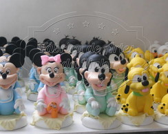Potes decorados Baby Disney