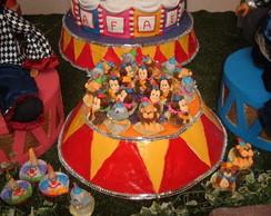 50 Docinhos Fondados circo