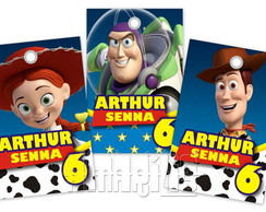 Tag Personalizado Toy Story