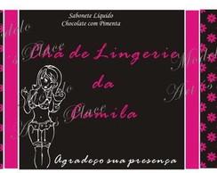 Modelo Ch� de Lingerie