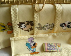 KIT Looney Tunes Baby (5 lavabos)