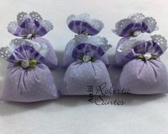 Lembrancinhas - Saquinhos perfumados
