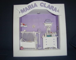 Porta maternidade quarto de beb�