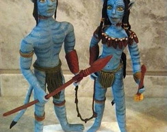 bonecos avatar
