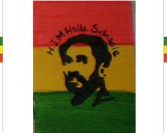 H.I.M. Haile Selassie (VENDIDO)