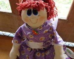 bonecas de pano personalizadas